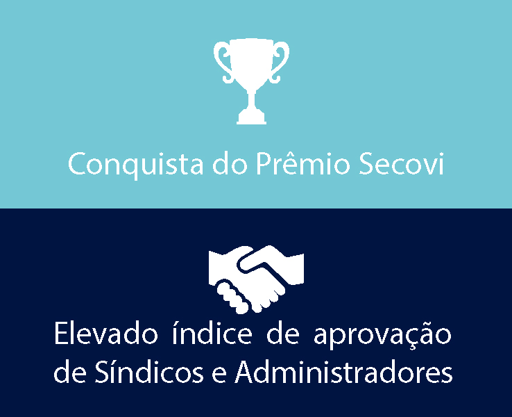 CONQUISTA DO PREMIO SECOVI